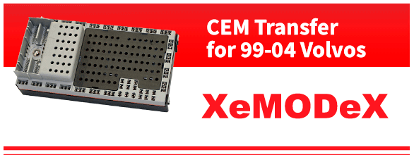 XeMODeX - Experts in Volvo Electronics